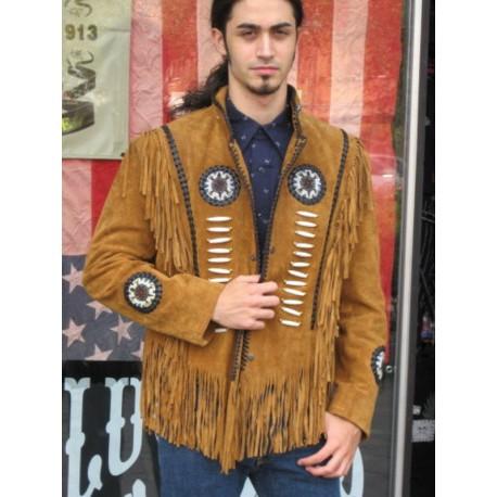giacca  Totem in crosta