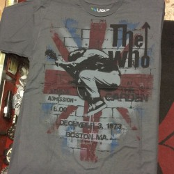 the who grigia usa