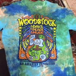 woodstock tye dye