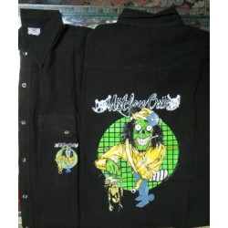 camicia motley crue