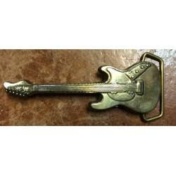 chitarra dorata