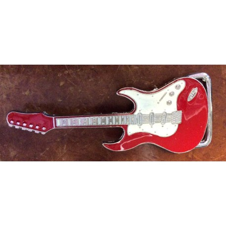 chitarra rossa